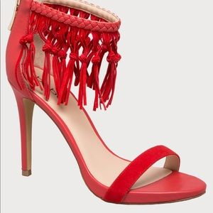 Charismaa Bebe heels size 9